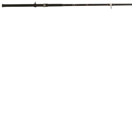 SCAT70S B&M Company Silvercat 2-Piece Spinning Catfish Fishing Rod 7 Foot