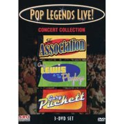 Pop Legends Live!: Gary Lewis & The Playboys   The Association   Gary Puckett by