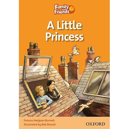 Family and Friends Readers 4 : A Little Princess