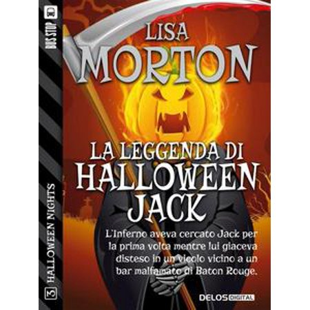 La leggenda di Halloween Jack - eBook