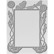 Couture Creations Embossing Folder, A2, Frame, Hearts Ease