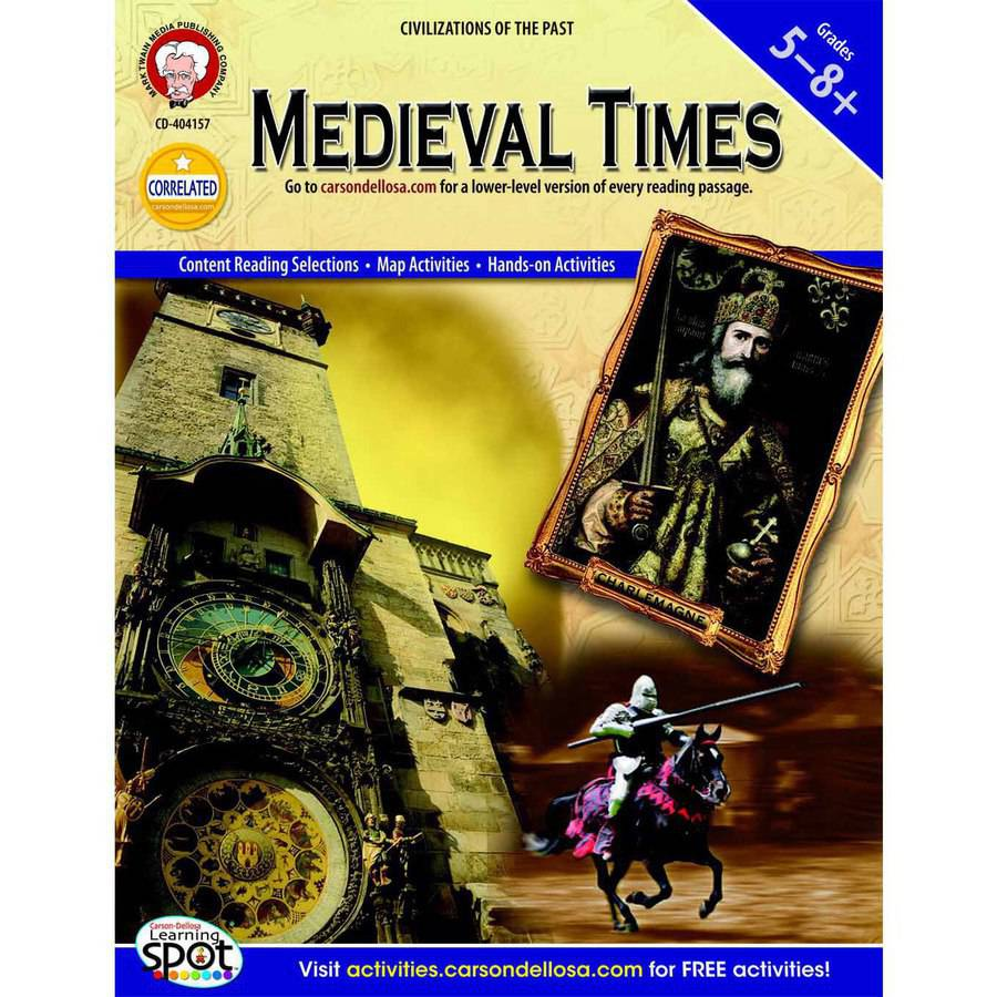 Mark Twain Medieval Times Resource Book