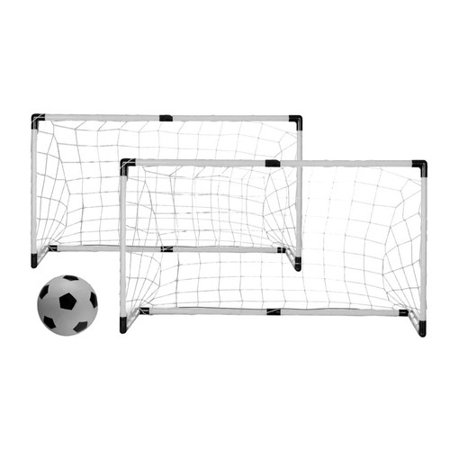 Vandue Corporation Twin Soccer/Hockey goal (Set of 2)
