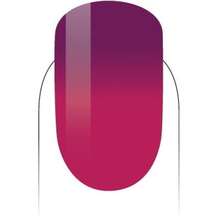 Lechat Perfect Match MOOD Color Changing Gel Polish - Wine Berry