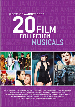 Best of Warner Bros.: 20 Film Collection Musicals (DVD) by WARNER HOME VIDEO