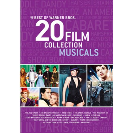 Best of Warner Bros.: 20 Film Collection Musicals