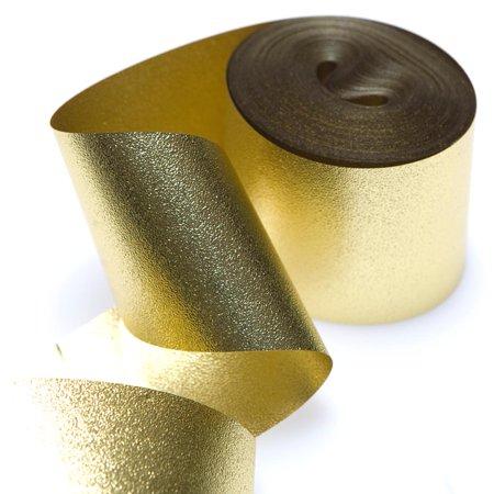 Gold Streamer (Gold Metallic Streamer 100 ft)