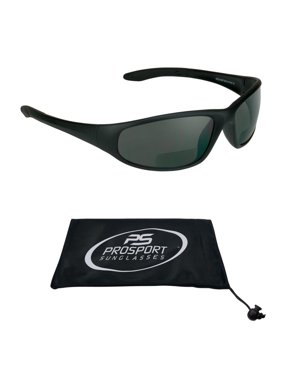 e8a3c337ab Product Image Sun Reader Bifocal Sunglasses Z87 Safety Rated Sports Wrap  +1.50