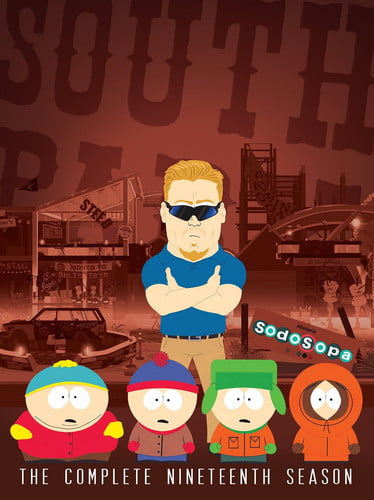 South Park: The Complete 19th Season by Paramount