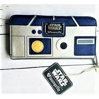 Loungefly Disney Star Wars R2-D2 Wallet