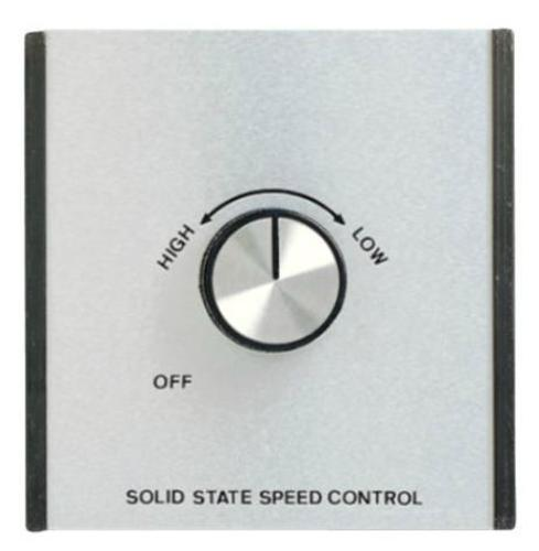 Hunter 22394 Multiple Speed Fan Wall Control - Use with Hunter Original Ceiling