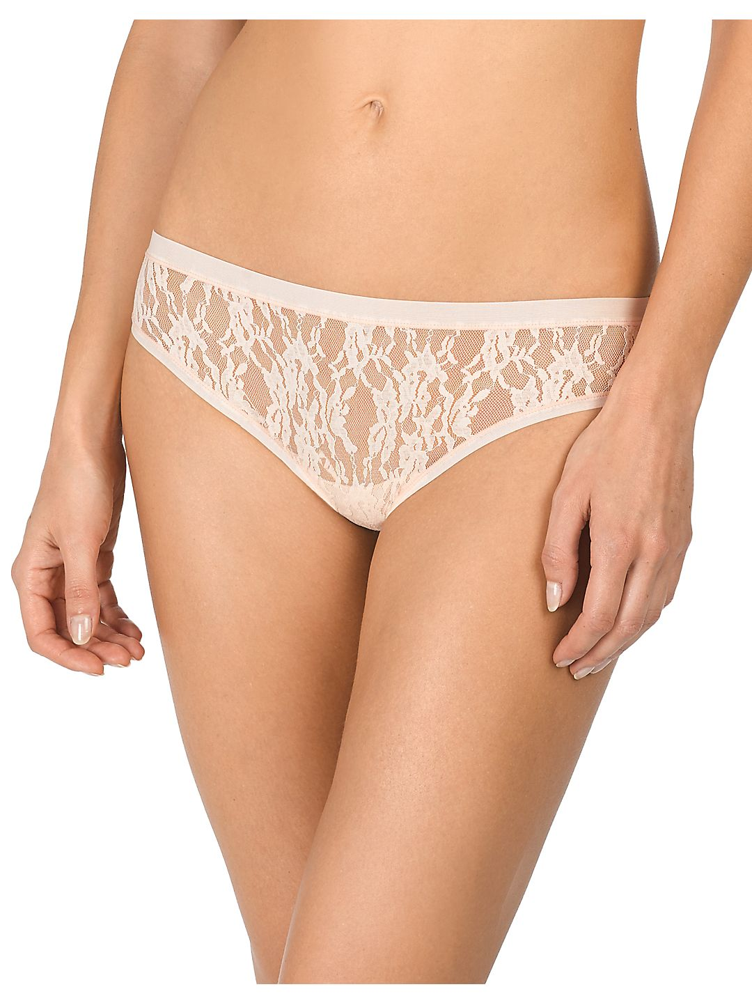 Bliss Desire Lace Thong