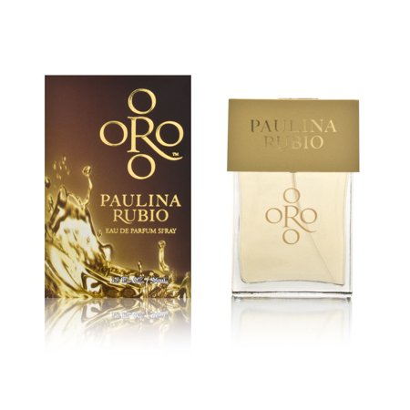 Oro by Paulina Rubio for Women 1.7 oz Eau de Parfum Spray