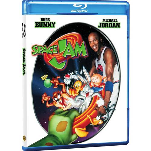 Space Jam (Blu-ray + Digital HD) (Walmart Exclusive)