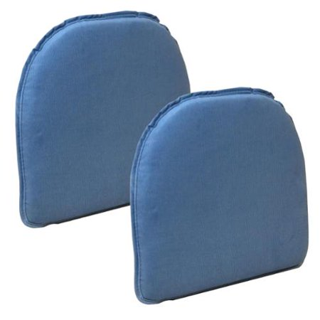 The Gripper Delightfill Chair Cushion Pinwale Set Of 2