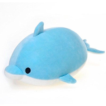 Fiesta Toys Lil Huggy Dotty Dolphin Stuffed Toy 8