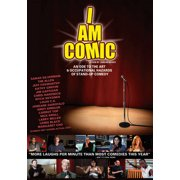 I Am Comic (DVD)