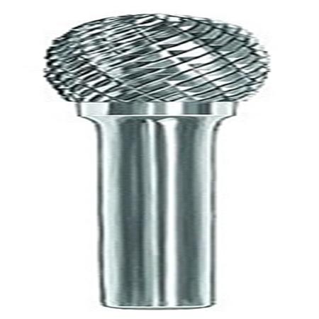 SGS Tool Company 20284 SE 5M Deep Double Cut Bur 8mm Shank Carbide Bur
