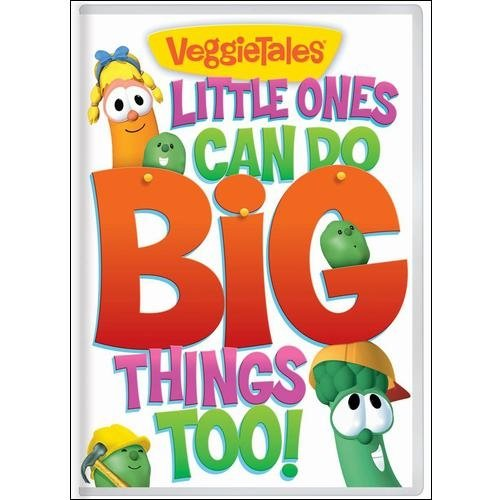 Veggie Tales: Little Ones Can Do Big Things Too! (Full Frame)