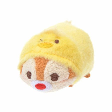 Disney Store Japan Reversible Dale Egg Easter Mini Tsum Plush New with Tags (Disney Eggs)