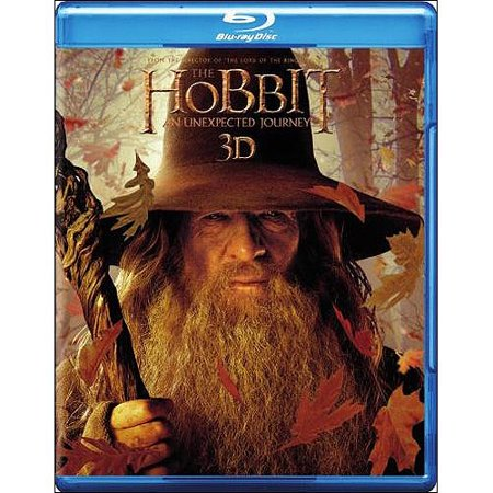 Hobbit: An Unexpected Journey (3D Blu-ray + Blu-ray + DVD + Digital HD) (With Ultraviolet)