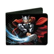 Size one size Men's Marvel Thor Billfold Wallet