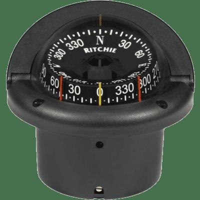 Flush Louver Assembly - RITCHIE COMPASSES HF-743 Compass, Flush Mount, 3.75