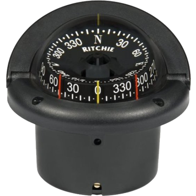 - RITCHIE COMPASSES HF-743 Compass, Flush Mount, 3.75