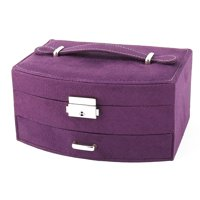 Fun and fashionable jewellery travel case walmart canada for Jewelry box walmart canada