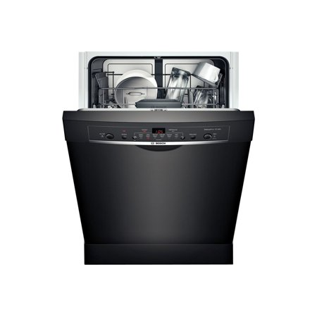 Bosch Ascenta SHE3AR76UC - Dishwasher - built-in - Niche - width: 24 in - depth: 24 in - height: 33.9 in - black