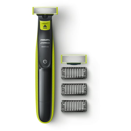 Philips Norelco OneBlade Bonus Pack with Free Blade, QP2520/72
