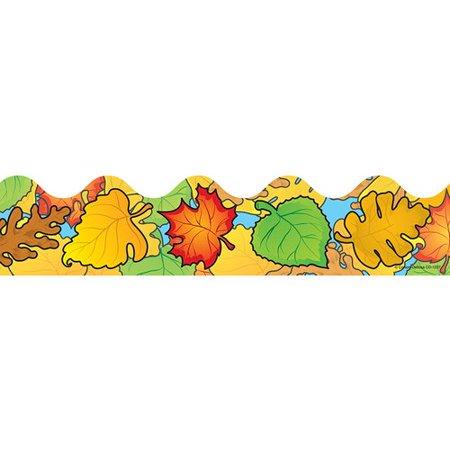 Leaves Scalloped (Frank Schaffer Publications/Carson Dellosa Publications Leaves Scalloped Classroom)