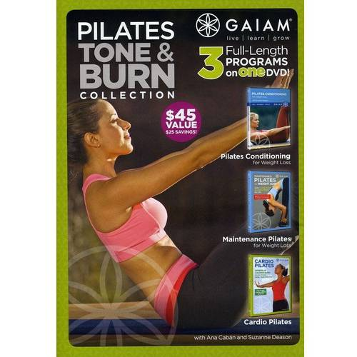 Pilates Tone & Burn Collection