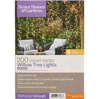 Better Homes&gardens Willow Tree Lights