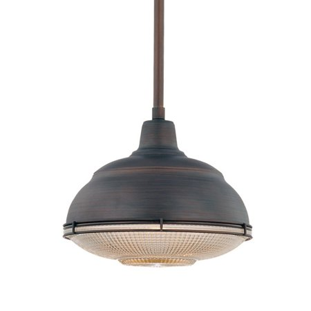 Millennium Lighting 5331-RBZ Neo-Industrial Mini Pendant Light In Rubbed Bronze