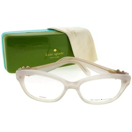 7a2b3188401 Kate Spade Amelina-081 17 -51 Womens Clear Frame Clear Lens Eyeglasses -  Walmart.com