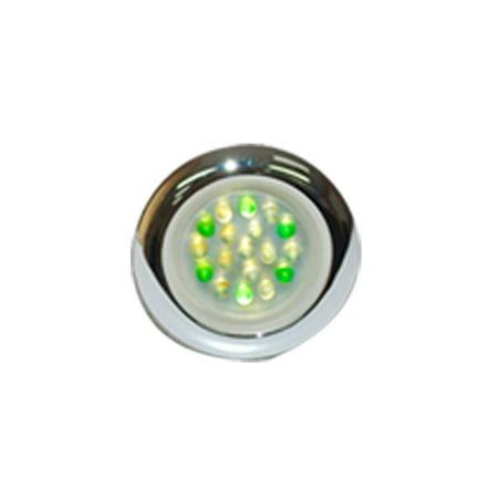 Steamspa G-Clight Chromatherapy Lighting System For Steam Shower - Chrome