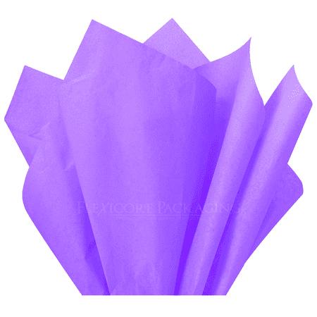 Lilac Purple Tissue Paper, 15