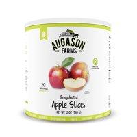 Augason Farms  Dehydrated Apple Slices 1 lb 3 oz No. 10 Can