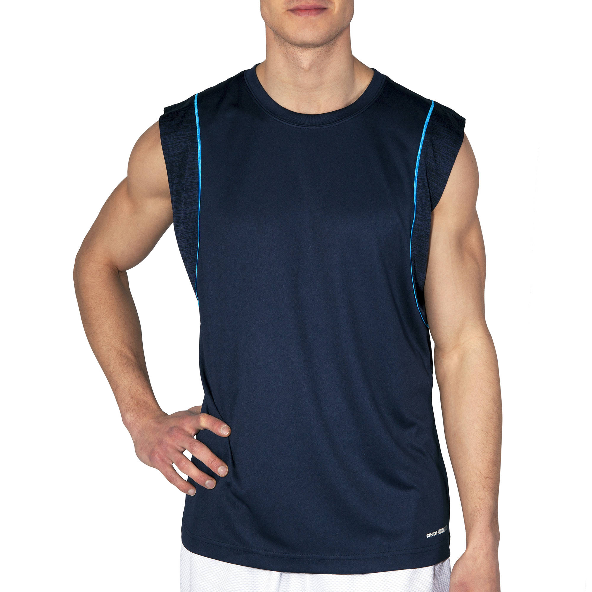 AND1 Mens Dont Reach Performance Sleeveless