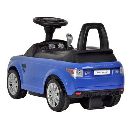 Licensed Range Rover Sport Svr Kids Ride On Car Battery Powered 6V   Blue