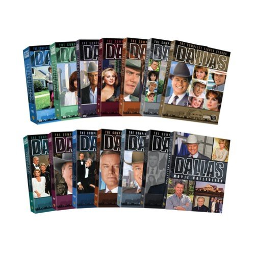 Dallas: The Complete Seasons 1 - 14 (With The Movie Collection) (Full Frame)
