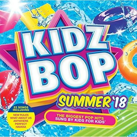 Kidz Bop Summer 18 / Various (CD)