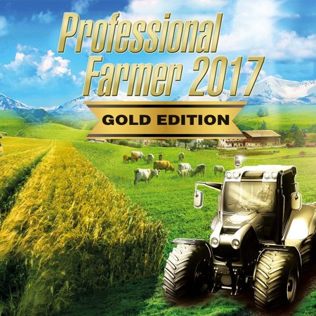 Professional Farmer 2017 Gold Edition (PlayStation 4)
