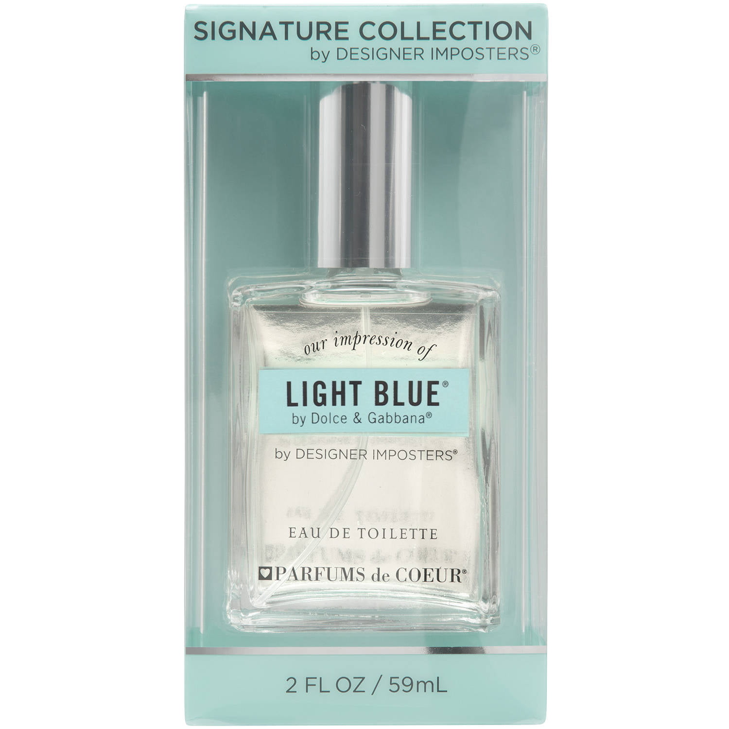 Designer Imposters Our Impression of Light Blue by Dolce Gabbana