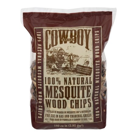 Chip Wood (Cowboy Wood Chips Mesquite, 1.0)