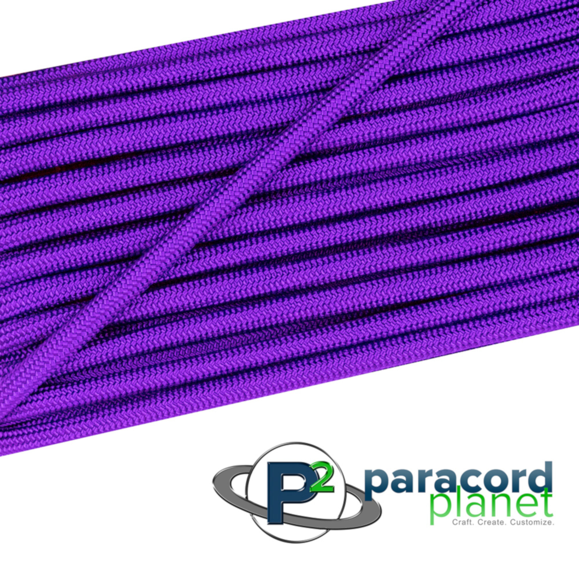 Paracord Planet's 1000lb Tensile Strength Para-Max Paracord Various Colors and Sizes
