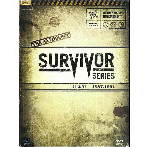 WWE: Survivor Series Anthology, Vol. 1 - 1987-1991 (Full Frame)