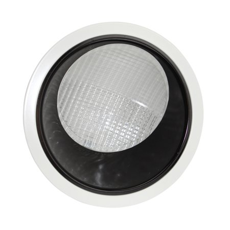 Lensed Wall Wash Trim (Cooper Lighting Portfolio 6483B 6