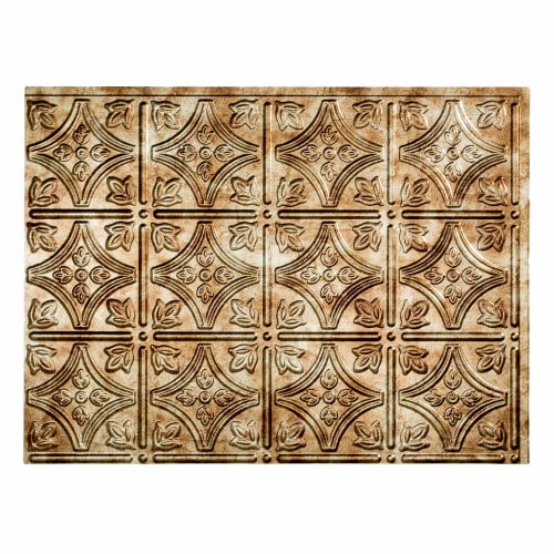 "ACP B50 Fasade - 24-1/4"" x 18-1/4"" Traditional Style - Pattern 1 - Wall Tile - P"